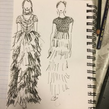 Marchesa and Naeem Khan by me :)