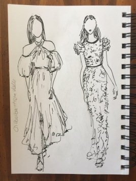 Inspired by Giambattista Valli