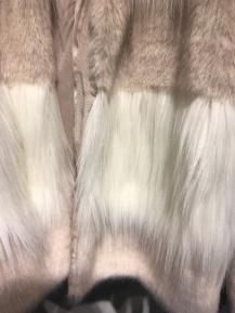 Fur as seen in Zara now!
